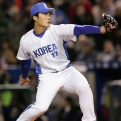 South Korean Pitcher Faces Probe in Seoul Which Could Hurt His MLB Chances