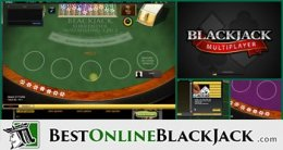 The difference of playing Multiplayer Blackjack