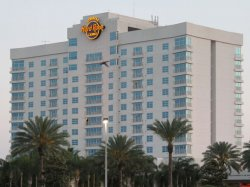 The Seminole Hard Rock Hotel and Casino in Tampa. (Luis Santana | Times)
