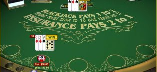 21 3 Blackjack strategy