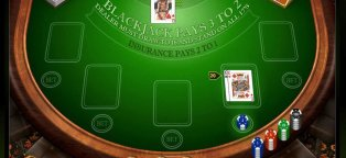 Best betting strategy for Blackjack
