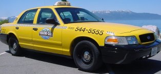 Blackjack cab South Lake Tahoe