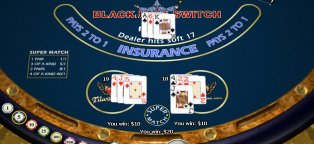 Blackjack Switch rules