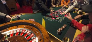 Blackjack table odds