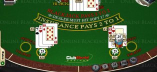Blackjack Training program