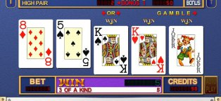 Casino card games online