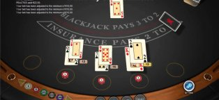 Double deck Blackjack strategy