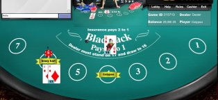 free online blackjack tournaments