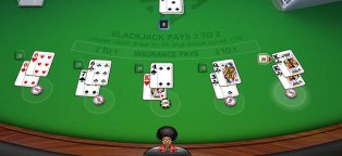 Full Tilt Blackjack