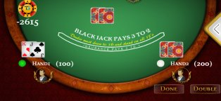 Multiplayer Blackjack free