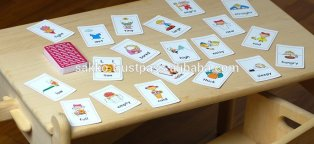 Picture card games
