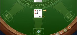 Single Deck Blackjack online