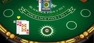 blackjack flash game