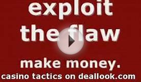 BLACKJACK 21 card games $$ how to exploit a profitable