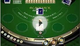 Blackjack at Casino Tropez