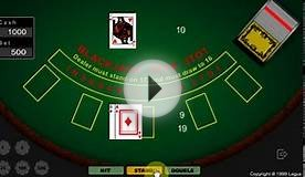 BlackJack - Flash Game - Casual Gameplay
