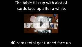 Card counting game - NEW - Has nothing to do with blackjack