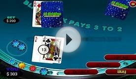Christmas Blackjack Casino Strategy and Card Counting Game