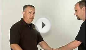 Edged Weapon Defense: Straight Stab : Defending a Straight