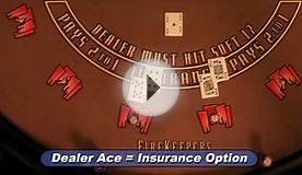 Firekeepers Blackjack Insurance