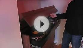 Hidden Record Decks Table Part 2