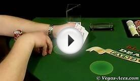 How to Deal Blackjack - Cheating