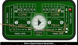 How to Play Craps - Casino Craps Rules