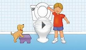I Love Potty Training iPhone & iPad App E-Book Video by