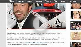 Las Vegas casino invites Ben Affleck to play blackjack