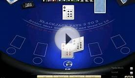 Martingale Blackjack Strategy to double your money