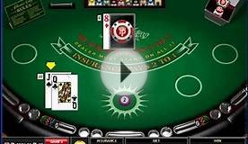 Online BlackJack Video