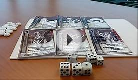 PvP - A fast and furious 2 player card/dice game