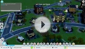 SimCity Casino City - Alpha Gameplay HD