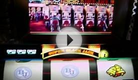 Super Blackjack video Slot machine