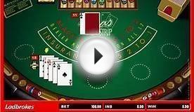 Vegas Strip Blackjack at Ladbrokes Casino