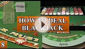 What Are All of the Different Components of a Blackjack Table